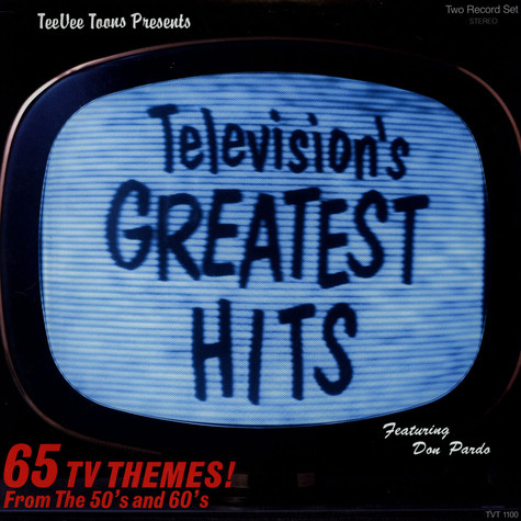 V.A. - Television's Greatest Hits (65 TV Themes! From The 50's And The 60's)