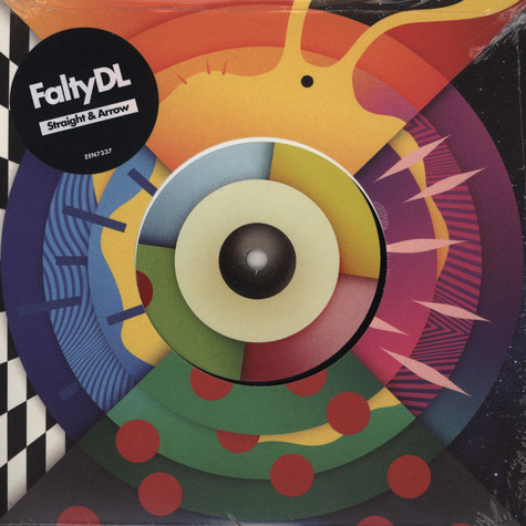 Falty DL - Straight & Arrow Gold Panda Mix