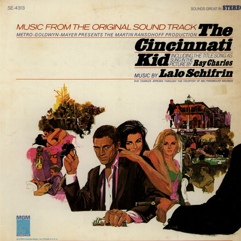 Lalo Schifrin - OST The Cincinati Kid
