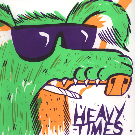 Heavy Times - Lost Dogs