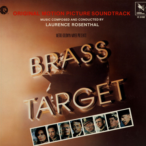 Laurence Rosenthal - OST Brass Target