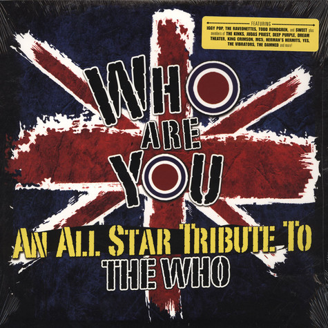 V.A. - Who Are You: An All-star Tribute To The Who