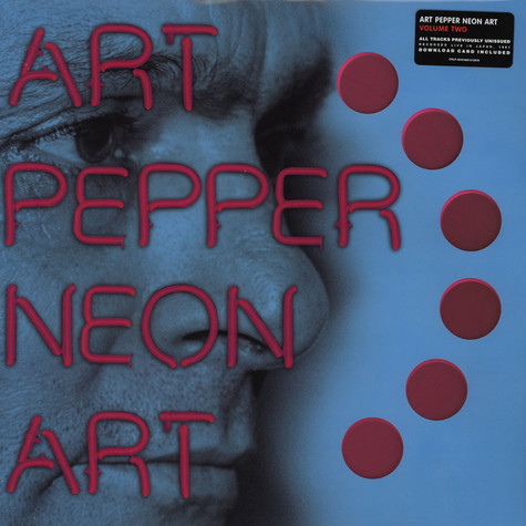 Art Pepper - Neon Art 2