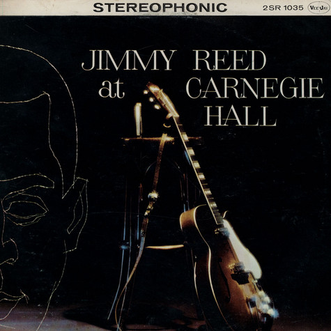 Jimmy Reed - Jimmy Reed At Carnegie Hall / The Best Of Jimmy Reed