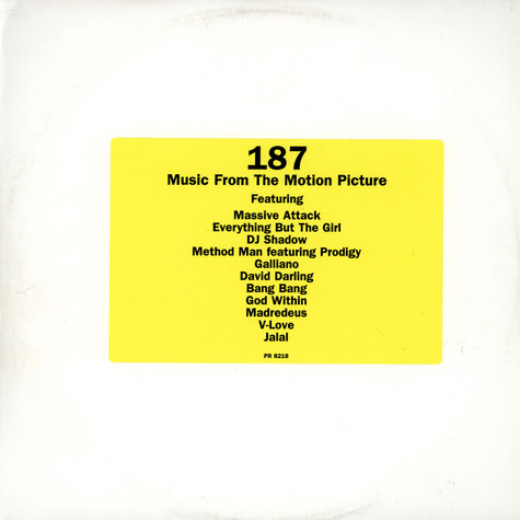 V.A. - 187 (Music From The Motion Picture)
