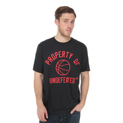 Undefeated x Converse - Property of T-Shirt