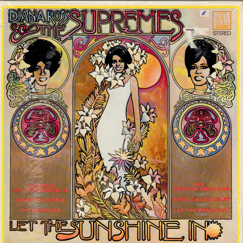 Diana Ross & The Supremes - Let The Sunshine In