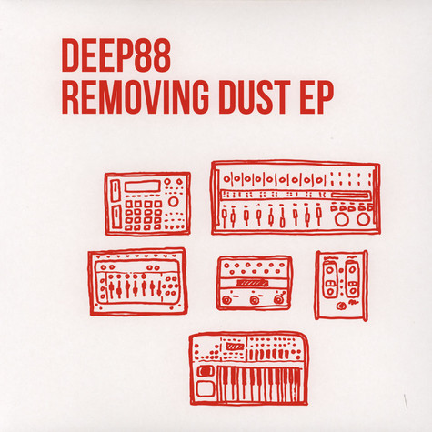 Deep88 - Removing Dust EP