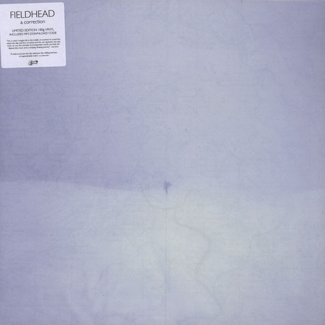 Fieldhead - A Correction