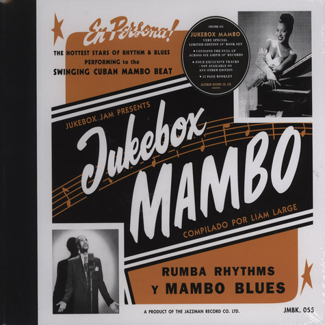 V.A. - Jukebox Mambo Deluxe Set
