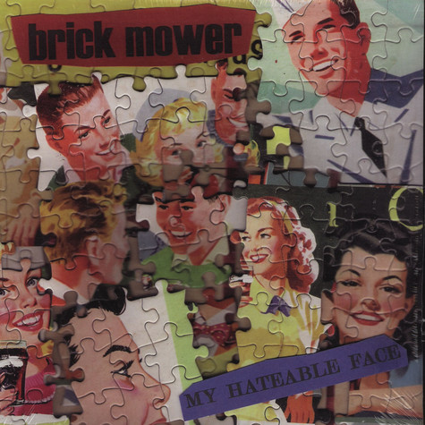 Brick Mower - My Hateable Face