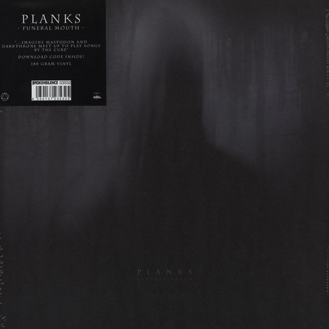 Planks - Funeral Mouth