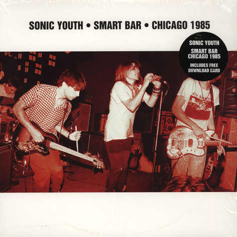 Sonic Youth - Smart Bar Chicago 1985