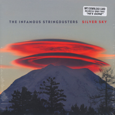 Infamous Stringdusters - Silver Sky