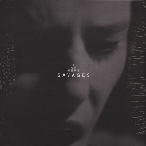 Savages - I Am Here Live