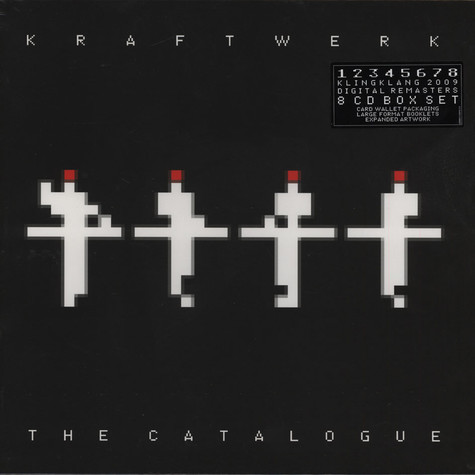 Kraftwerk - The Cataloge Box