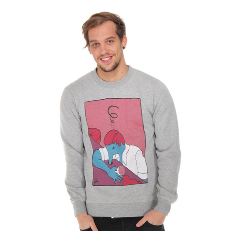 Rockwell - The Lux Crewneck Sweater