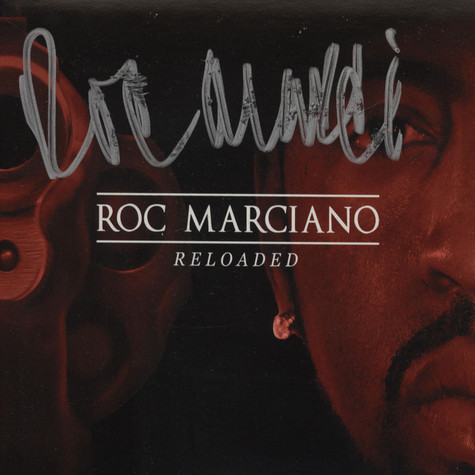 Roc Marciano - Reloaded Signed Edition