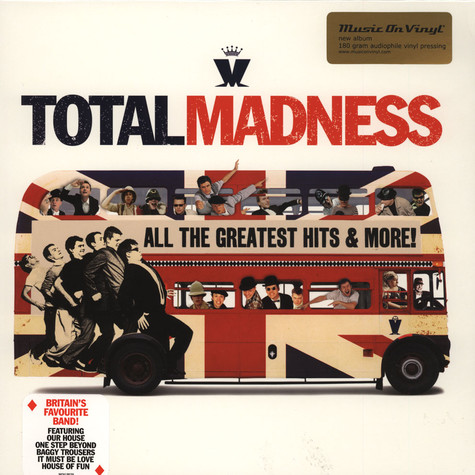 Madness - Total Madness