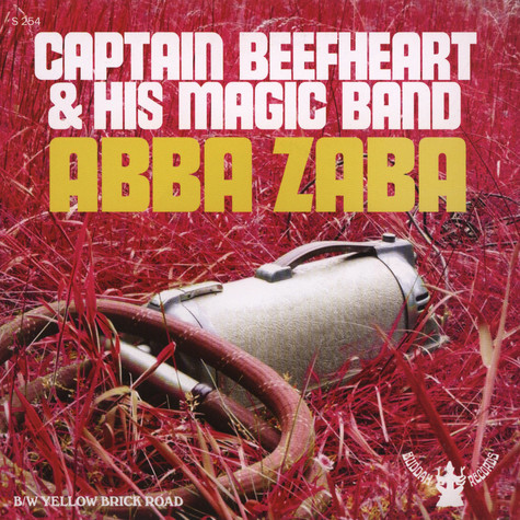 Captain Beefheart & His Magic Band - Abba Zaba