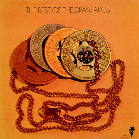 The Dramatics - The Best Of The Dramatics