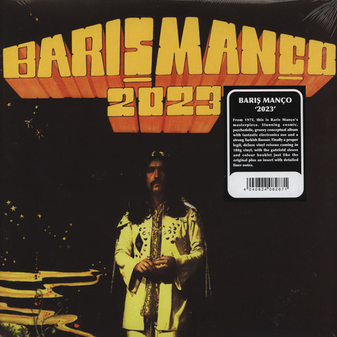 Baris Manco - 2023