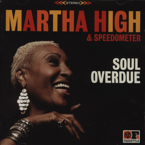 Martha High - Soul Overdue