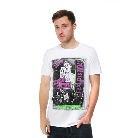 Sex Pistols - London Outrage T-Shirt