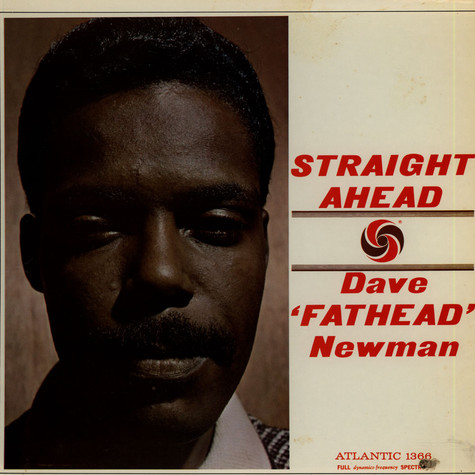 Dave Newman - Straight Ahead