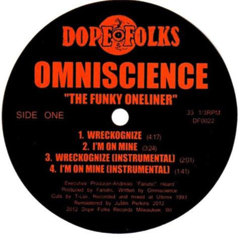 Omniscence - The Funky Oneliner