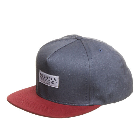 The Quiet Life - Distressed Snapback Cap