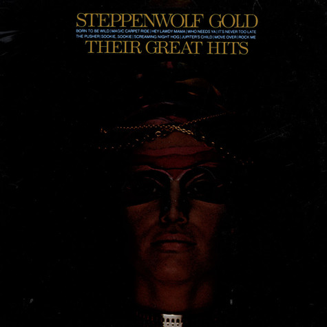 Steppenwolf - Steppenwolf gold - their great hits