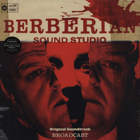 Broadcast - OST Berberian Sound Studio