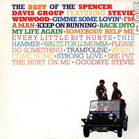 Spencer Davis Group, The - The best of