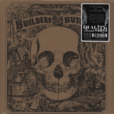 Builders, The & The Butchers - The Builders And The Butchers