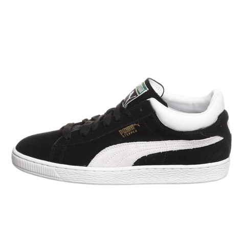 4389d7834bb Puma - Stepper Classic (Black   White)