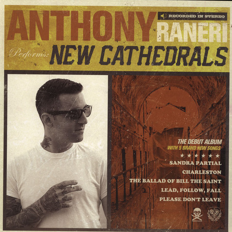 Anthony Raneri - New Cathedrals