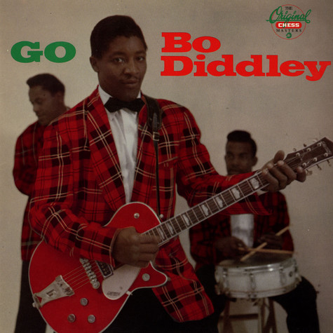 Bo Diddley - Go Bo Diddley