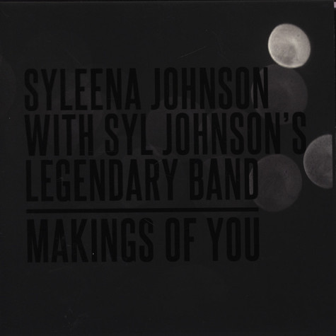 Syleena Johnson / Kendra Cash - Makings Of You / Smile