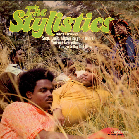 Stylistics, The - The Stylistics