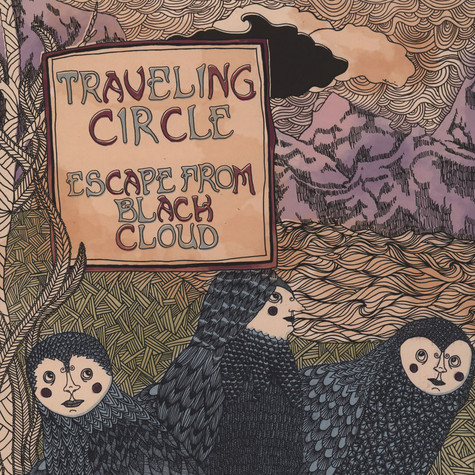 Traveling Circle - Escape From Black Cloud