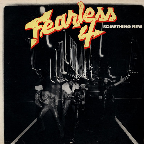 Fearless Four, The - Something New