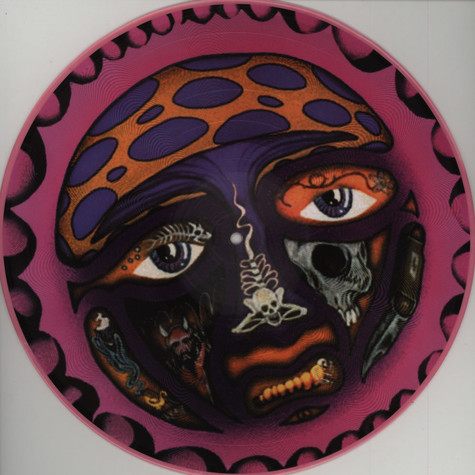 Sublime - 40 Oz To Freedom Pink Picture Disc