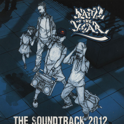 International Battle Of The Year - The Soundtrack 2012