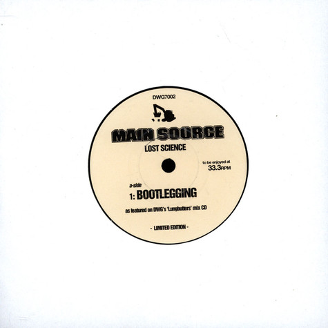 Main Source - Lost Science