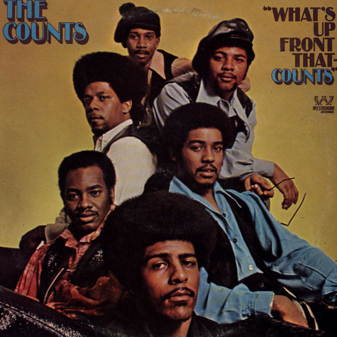 Counts, The - What's Up Front That-Counts