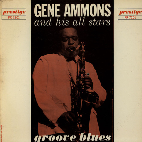 Gene Ammons And His Allstars - Groove Blues
