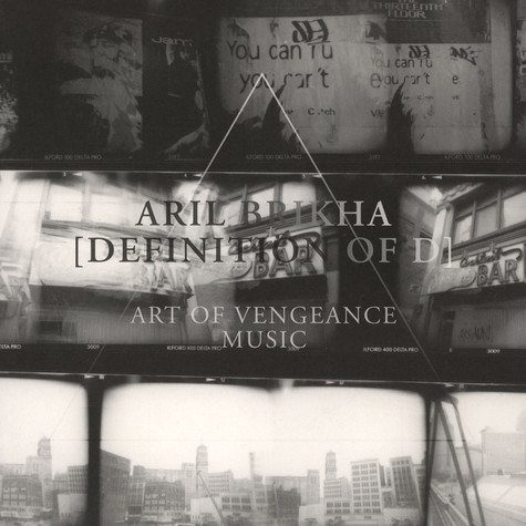 Aril Brikha - Definition Of D