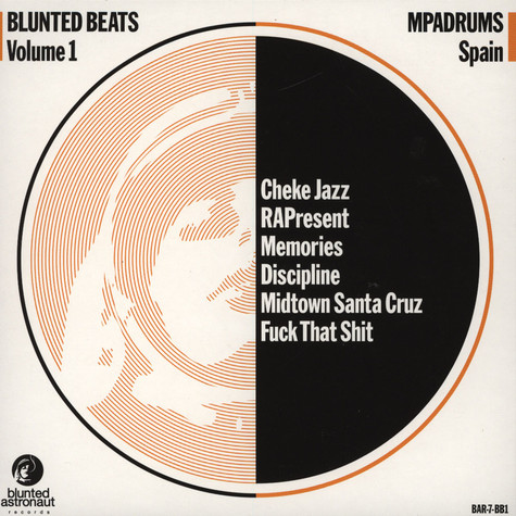 MPadrums - Blunted Beats Volume 1