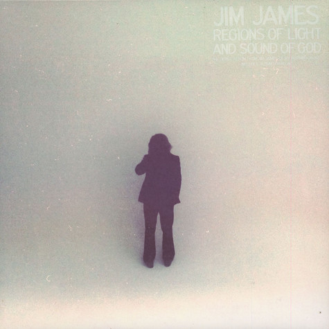 Jim James of My Morning Jacket - Regions Of Light & Sound Of God